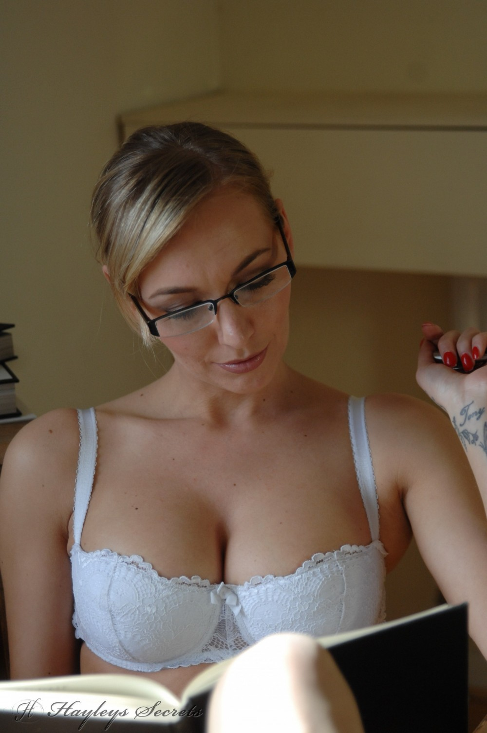 lingerie teacher porn pics