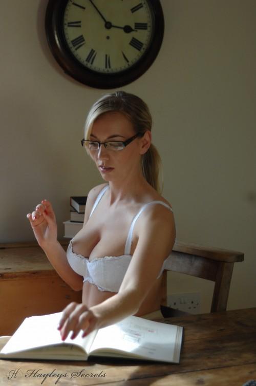 Nude hayley marie teacher