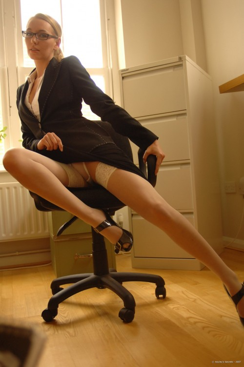 The Office Secretary